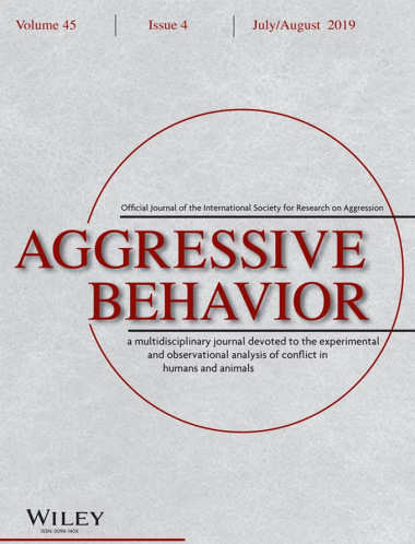 Effects of nutritional supplements on aggression rule breaking and psychopathology among young adult prisoners